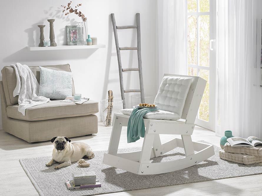 toom kreativwerkstatt schaukelstuhl seelenbaumler. Black Bedroom Furniture Sets. Home Design Ideas