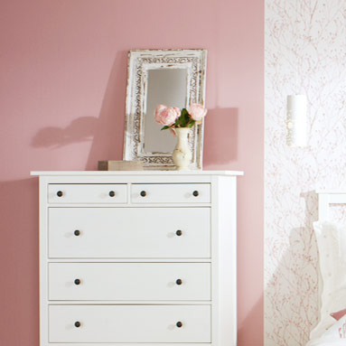 rosarot wohnraumfarbe 1l rose toom baumarkt. Black Bedroom Furniture Sets. Home Design Ideas