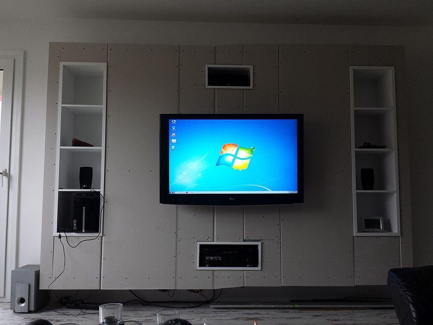 Tv Mediawand toom kreativwerkstatt - tv & mediawand für die ganze familie