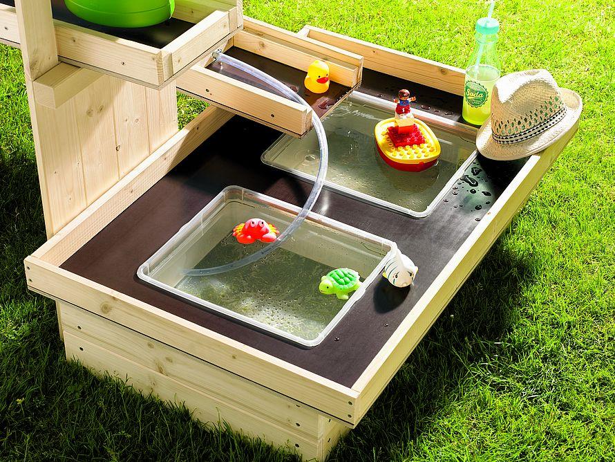 Toom Kreativwerkstatt Wasserspielplatz Pitsch Patsch