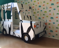 "Kinderbett ""Land Rover Defender"""