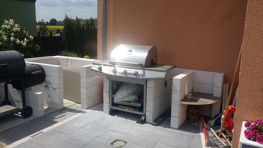 Outdoor Küche Beton Selber Bauen : Toom kreativwerkstatt outdoor küche