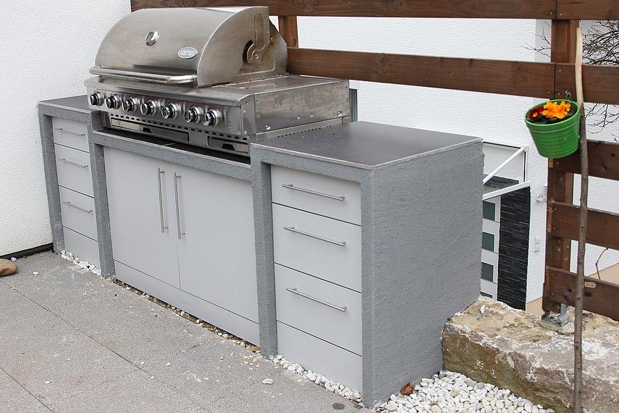 Camping Außenküche Selber Bauen : Toom kreativwerkstatt außenküche: unterbau für aufsatzgrill