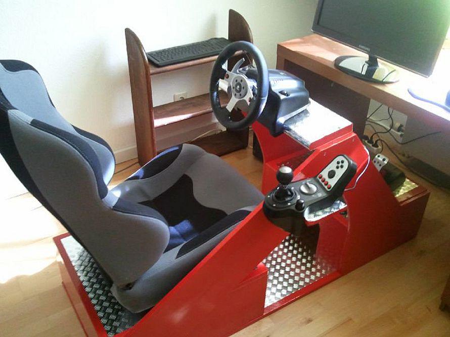 Toom Kreativwerkstatt Racing Playseat