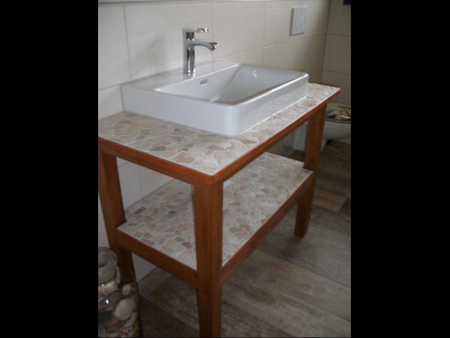 Waschtisch selber bauen arbeitsplatte  toom Kreativwerkstatt - Waschtisch selbst bauen