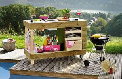 Outdoor-Küche bauen ǀ toom Baumarkt
