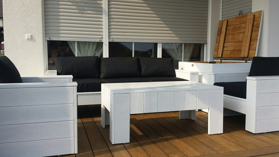 loungemobel holz bauanleitung. Black Bedroom Furniture Sets. Home Design Ideas