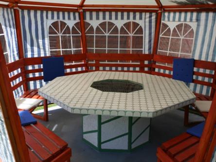 toom kreativwerkstatt bepflanzte gartenbank. Black Bedroom Furniture Sets. Home Design Ideas