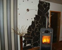 toom kreativwerkstatt wand kaminofen. Black Bedroom Furniture Sets. Home Design Ideas