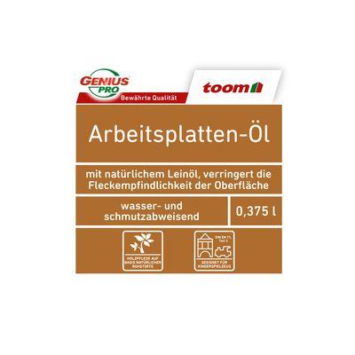 Arbeitsplatten-Öl 0,75L | toom Baumarkt | {Baumarkt arbeitsplatte 24}
