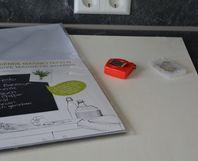 toom kreativwerkstatt magnetboard f r die neue k che. Black Bedroom Furniture Sets. Home Design Ideas