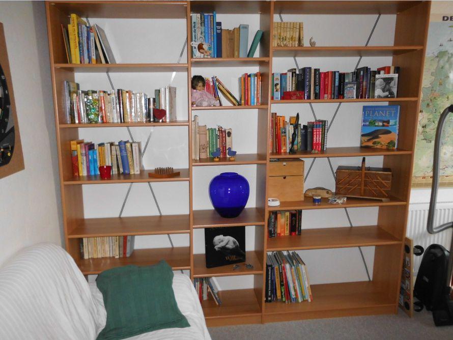 toom kreativwerkstatt bibilothek. Black Bedroom Furniture Sets. Home Design Ideas