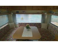 toom kreativwerkstatt wohnwagen mit pergola. Black Bedroom Furniture Sets. Home Design Ideas