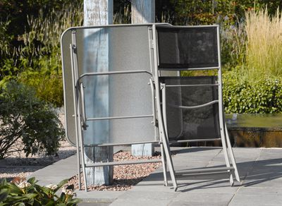 balkon und gartenm belgruppe genf klappstuhl toom. Black Bedroom Furniture Sets. Home Design Ideas
