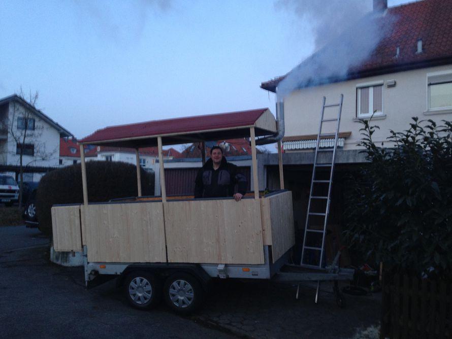 toom kreativwerkstatt faschingswagen. Black Bedroom Furniture Sets. Home Design Ideas
