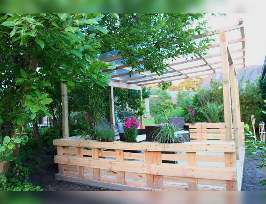 Toom Kreativwerkstatt Terrasse Aus Europaletten Selber Bauen