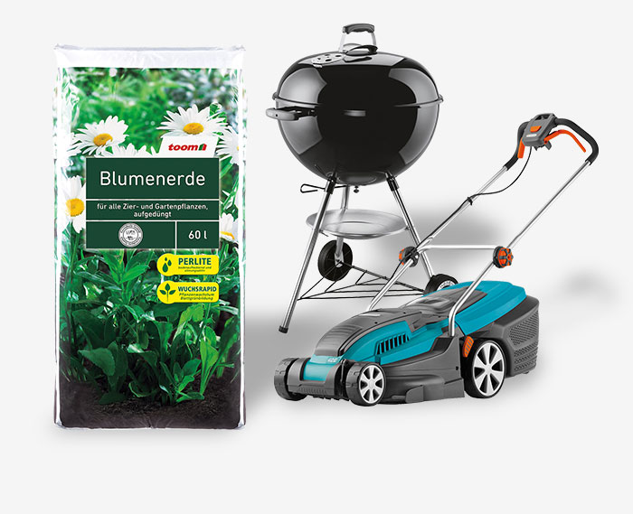 Weber Elektrogrill Toom : Garten freizeit ǀ toom baumarkt