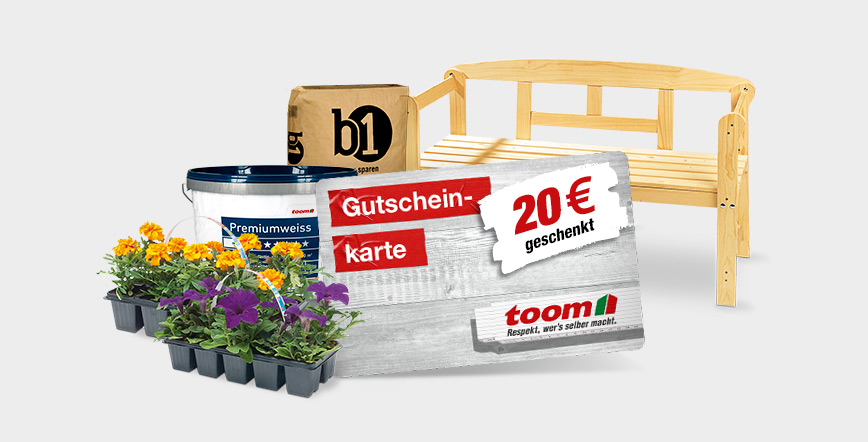 toom Gutschein-Tag