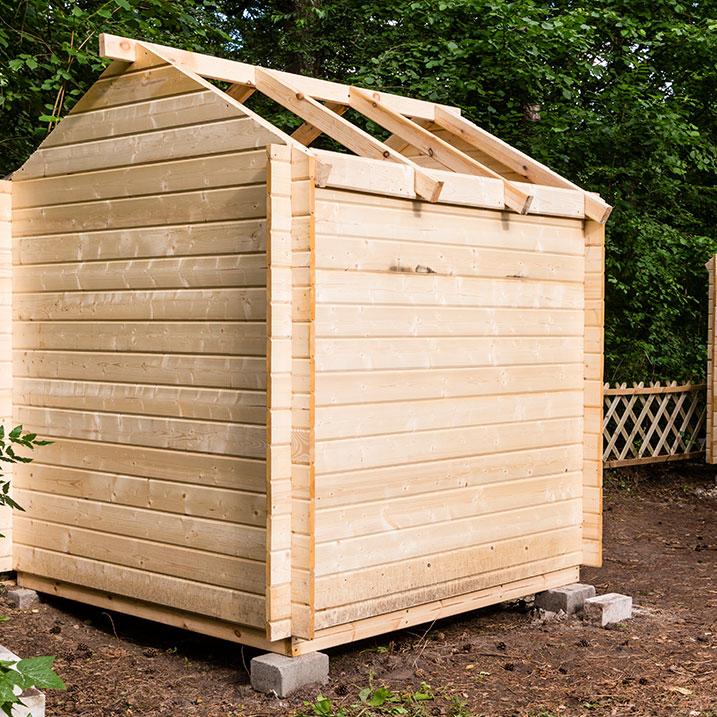 dach selber bauen gartenhaus good with vordach selber bauen with dach selber bauen gartenhaus. Black Bedroom Furniture Sets. Home Design Ideas