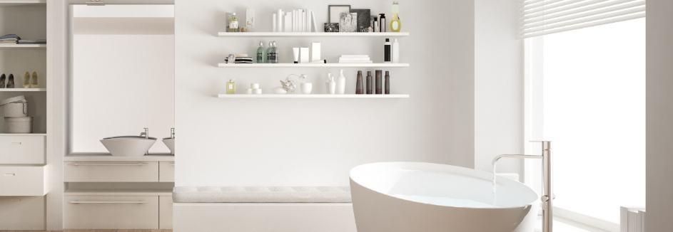 Badezimmer streichen ǀ toom Baumarkt