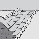 gartenwege anlegen mit toom einfach selber machen. Black Bedroom Furniture Sets. Home Design Ideas