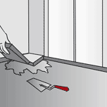 terrasse anlegen mit toom einfach selber machen. Black Bedroom Furniture Sets. Home Design Ideas