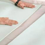 laminat verlegen mit toom einfach selber machen. Black Bedroom Furniture Sets. Home Design Ideas