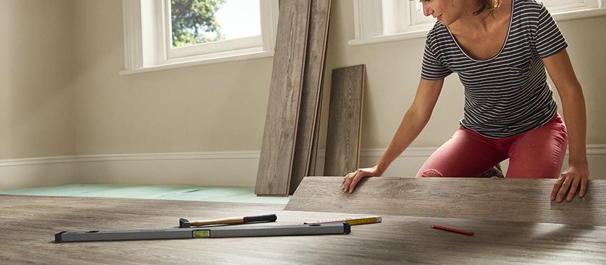 vinylboden auf laminat verlegen amazing laminat vinyl und. Black Bedroom Furniture Sets. Home Design Ideas