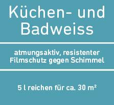 k chen und badweiss 5l toom baumarkt. Black Bedroom Furniture Sets. Home Design Ideas