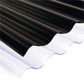 pvc wellplatte schwarz toom baumarkt. Black Bedroom Furniture Sets. Home Design Ideas