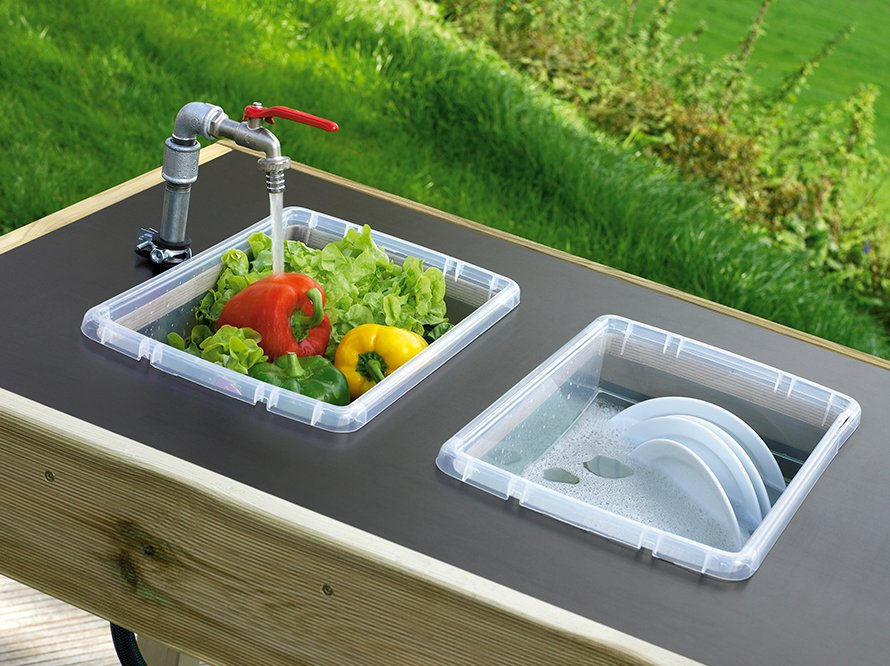 Toom Kreativwerkstatt Gartenküche Chefkoch