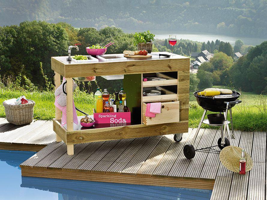Outdoor Küche Für Kinder : Outdoor küche für kinder selber bauen gartenmobel sitzgruppe
