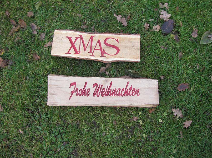 toom kreativwerkstatt weihnachtliches brennholz. Black Bedroom Furniture Sets. Home Design Ideas