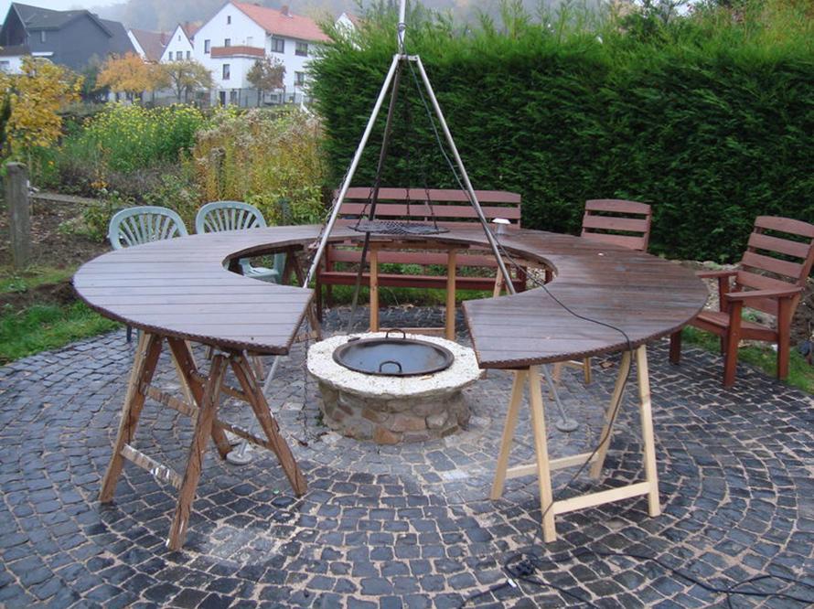 toom kreativwerkstatt grillplatz. Black Bedroom Furniture Sets. Home Design Ideas