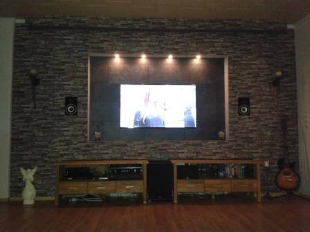 Tv wand selber bauen laminat  Tv Wohnwand Bauen ~ Kreative Ideen für Ihr Zuhause-Design