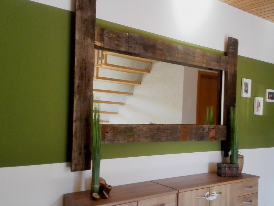 toom kreativwerkstatt spiegel im vintage look. Black Bedroom Furniture Sets. Home Design Ideas
