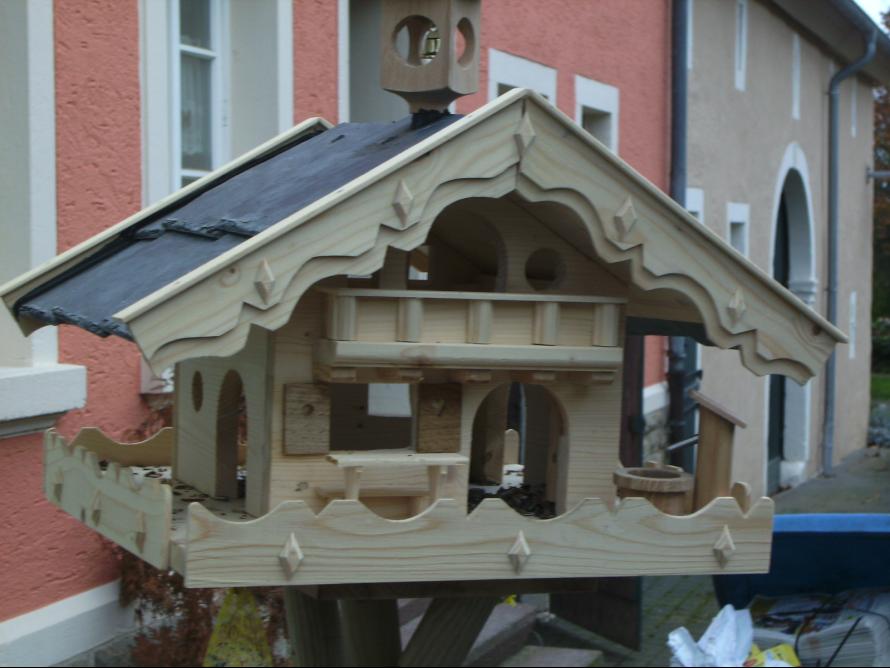 toom Kreativwerkstatt - Vogelhaus selber bauen