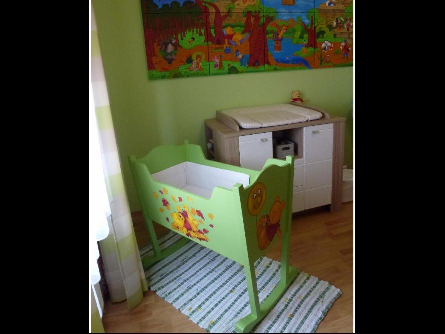 toom kreativwerkstatt babywiege. Black Bedroom Furniture Sets. Home Design Ideas