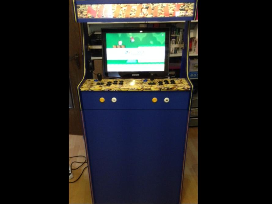 toom kreativwerkstatt arcade automat. Black Bedroom Furniture Sets. Home Design Ideas