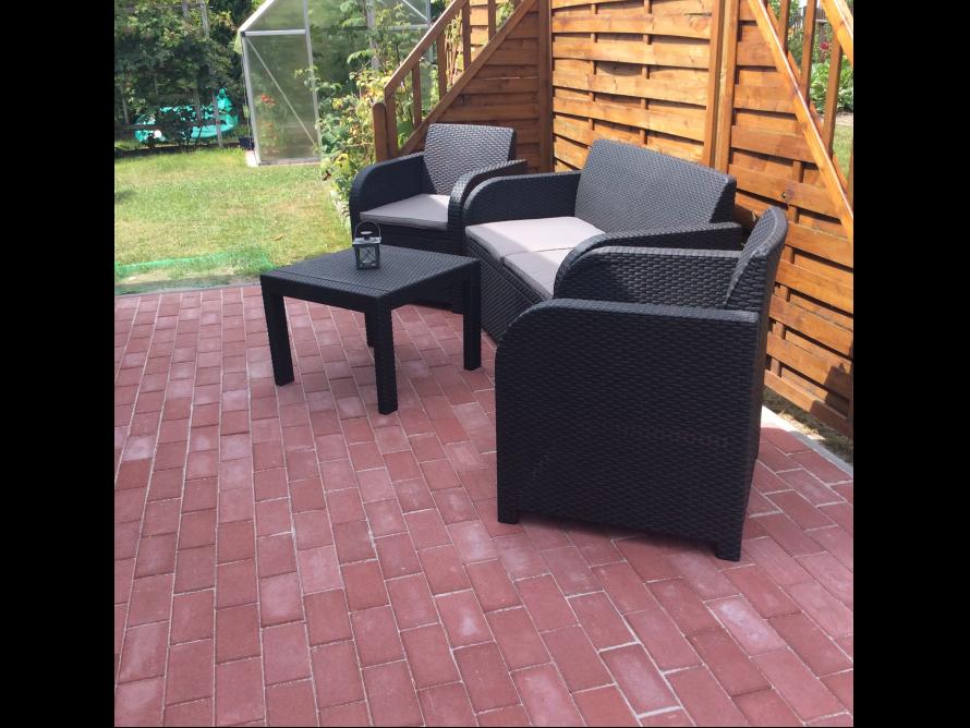 toom kreativwerkstatt terrassenneugestaltung. Black Bedroom Furniture Sets. Home Design Ideas