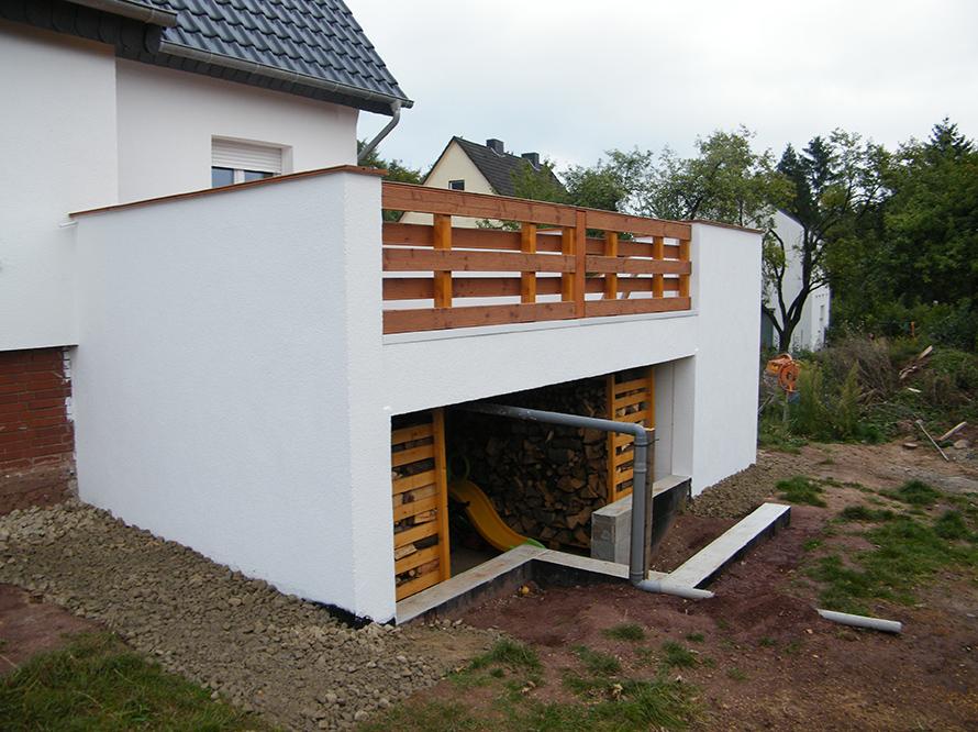 toom kreativwerkstatt terrasse hochbau xxl. Black Bedroom Furniture Sets. Home Design Ideas