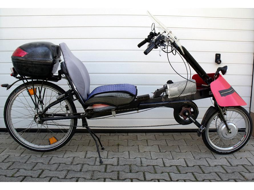 toom kreativwerkstatt geniales e bike prototyp. Black Bedroom Furniture Sets. Home Design Ideas
