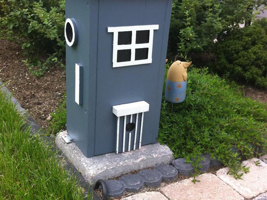 Steckdosen Garten mit tolle stil für ihr wohnideen