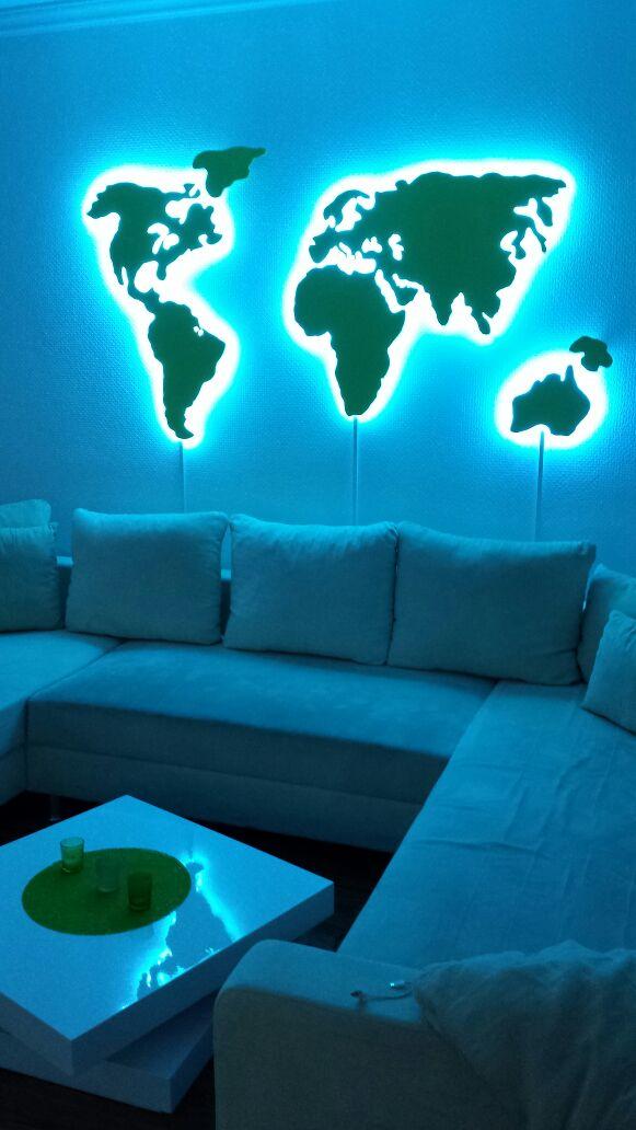 die welt erstrahlt in elegantem licht. Black Bedroom Furniture Sets. Home Design Ideas