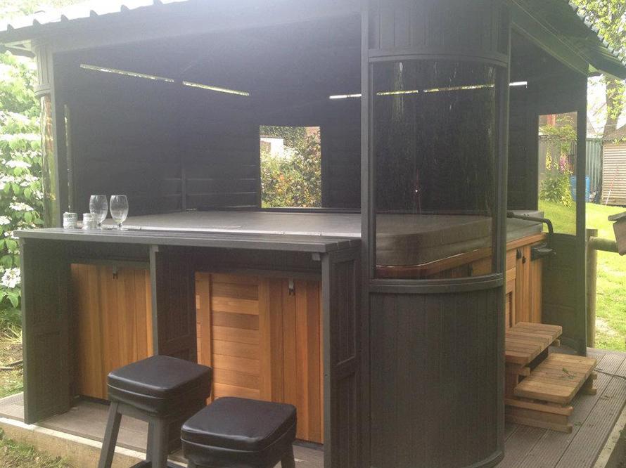 Gartenpavillon Holz Baumarkt ~ toom Kreativwerkstatt  Gartenpavillon für Pool